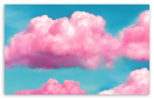 Pink Fluffy Clouds HD wallpaper for Wide 16:10 5:3 Widescreen WHXGA WQXGA WUXGA WXGA WGA ; HD 16:9 High Definition WQHD QWXGA 1080p 900p 720p QHD nHD ; Standard 4:3 5:4 3:2 Fullscreen UXGA XGA SVGA QSXGA SXGA DVGA HVGA HQVGA devices ( Apple PowerBook G4 iPhone 4 3G 3GS iPod Touch ) ; Tablet 1:1 ; iPad 1/2/Mini ; Mobile 4:3 5:3 3:2 16:9 5:4 - UXGA XGA SVGA WGA DVGA HVGA HQVGA devices ( Apple PowerBook G4 iPhone 4 3G 3GS iPod Touch ) WQHD QWXGA 1080p 900p 720p QHD nHD QSXGA SXGA ;