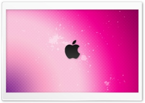 Pink Flush Apple HD Wide Wallpaper for Widescreen