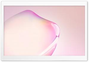 Pink Water Drop Background Ultra HD Wallpaper for 4K UHD Widescreen desktop, tablet & smartphone