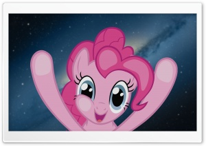 Pinkie Pie HD Wide Wallpaper for 4K UHD Widescreen desktop & smartphone