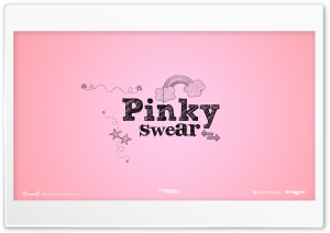 Pinky Swear_Nithinsuren HD Wide Wallpaper for Widescreen