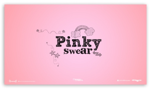 Pinky Swear_Nithinsuren HD wallpaper for HD 16:9 High Definition WQHD QWXGA 1080p 900p 720p QHD nHD ; Tablet 1:1 ; Mobile 16:9 - WQHD QWXGA 1080p 900p 720p QHD nHD ;