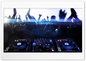 Pioneer DJ HD Wide Wallpaper for 4K UHD Widescreen desktop & smartphone
