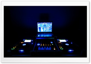 Pioneer DJ HD Wide Wallpaper for Widescreen