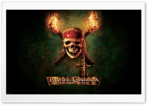 Pirates Of The Caribbean 2006 Dead Mans Chest HD Wide Wallpaper for Widescreen