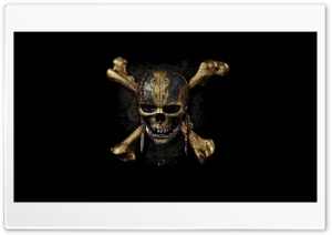 Pirates of the Caribbean Dead Men Tell No Tales 2017 HD Wide Wallpaper for Widescreen