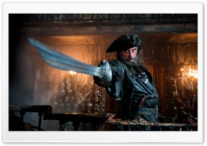 Pirates Of The Caribbean On Stranger Tides HD Wide Wallpaper for Widescreen