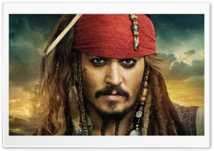 Pirates Of The Caribbean On Stranger Tides - Jack Sparrow HD Wide Wallpaper for 4K UHD Widescreen desktop & smartphone
