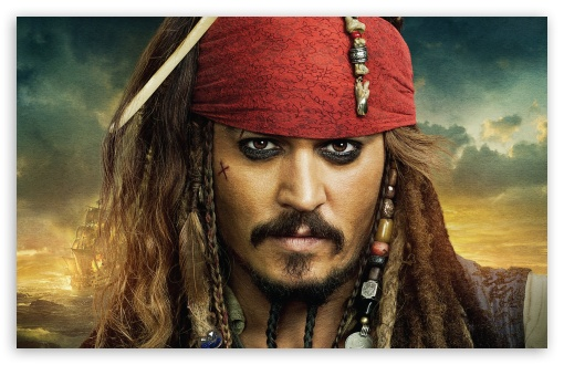 Pirates Of The Caribbean On Stranger Tides - Jack Sparrow HD wallpaper for Wide 16:10 5:3 Widescreen WHXGA WQXGA WUXGA WXGA WGA ; HD 16:9 High Definition WQHD QWXGA 1080p 900p 720p QHD nHD ; Standard 4:3 5:4 3:2 Fullscreen UXGA XGA SVGA QSXGA SXGA DVGA HVGA HQVGA devices ( Apple PowerBook G4 iPhone 4 3G 3GS iPod Touch ) ; Tablet 1:1 ; iPad 1/2/Mini ; Mobile 4:3 5:3 3:2 16:9 5:4 - UXGA XGA SVGA WGA DVGA HVGA HQVGA devices ( Apple PowerBook G4 iPhone 4 3G 3GS iPod Touch ) WQHD QWXGA 1080p 900p 720p QHD nHD QSXGA SXGA ;