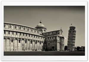 Pisa Ultra HD Wallpaper for 4K UHD Widescreen desktop, tablet & smartphone