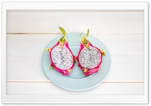 Pitahaya, Dragon fruit HD Wide Wallpaper for Widescreen