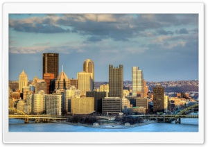 Pittsburgh USA HD Wide Wallpaper for 4K UHD Widescreen desktop & smartphone