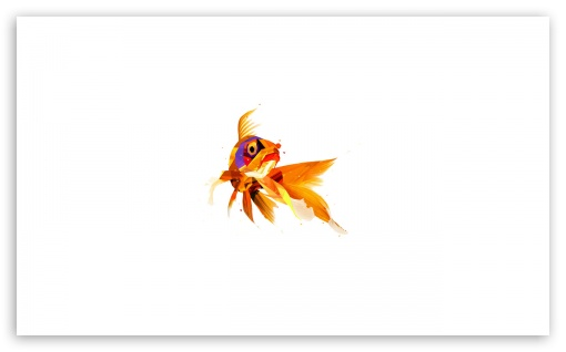 Pixel Fish 4K HD Desktop Wallpaper for 4K Ultra HD TV • Wide & Ultra Widescreen Displays ...