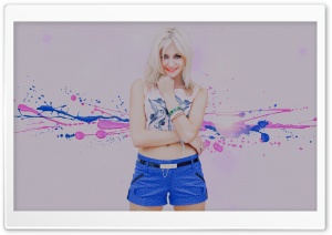 Pixie Lott HD Wide Wallpaper for Widescreen
