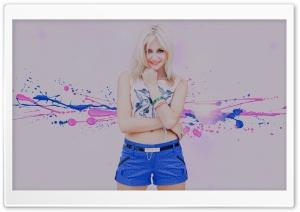 Pixie Lott HD Wide Wallpaper for Widescreen