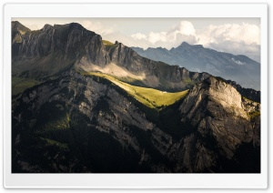 Pizol Mountain HD Wide Wallpaper for 4K UHD Widescreen desktop & smartphone