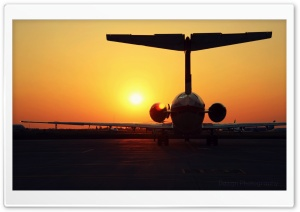 Plane HD Wide Wallpaper for Widescreen