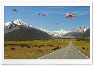 plane HD Wide Wallpaper for Widescreen