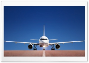 Plane Take Off HD Wide Wallpaper for Widescreen