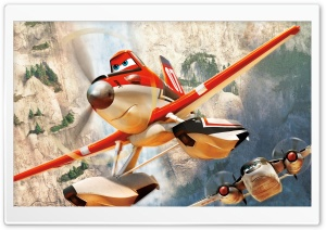 Planes Fire and Rescue 2014 HD Wide Wallpaper for Widescreen