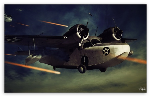 Planes in War HD wallpaper for Wide 16:10 5:3 Widescreen WHXGA WQXGA WUXGA WXGA WGA ; HD 16:9 High Definition WQHD QWXGA 1080p 900p 720p QHD nHD ; Mobile 5:3 16:9 - WGA WQHD QWXGA 1080p 900p 720p QHD nHD ;