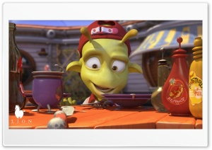 Planet 51 Movie I HD Wide Wallpaper for Widescreen