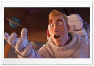 Planet 51 Movie III HD Wide Wallpaper for Widescreen
