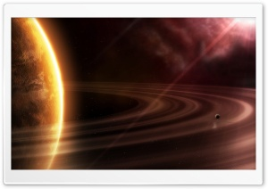 Planet Dual Monitor HD Wide Wallpaper for Widescreen