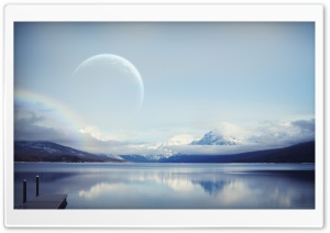 Planet, Landscape HD Wide Wallpaper for Widescreen