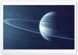 Planetary Ring HD Wide Wallpaper for Widescreen