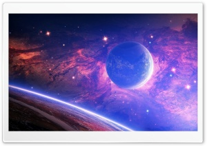Planets Ultra HD Wallpaper for 4K UHD Widescreen desktop, tablet & smartphone