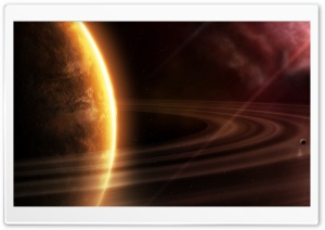 Planets Universe 12 HD Wide Wallpaper for 4K UHD Widescreen desktop & smartphone