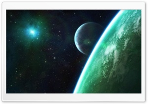 Planets Universe 13 Ultra HD Wallpaper for 4K UHD Widescreen desktop, tablet & smartphone