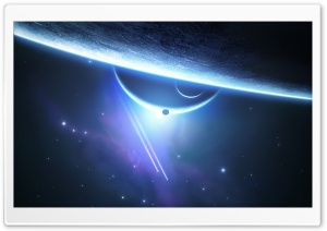 Planets Universe 16 HD Wide Wallpaper for 4K UHD Widescreen desktop & smartphone