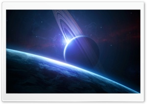 Planets Universe 17 Ultra HD Wallpaper for 4K UHD Widescreen desktop, tablet & smartphone