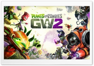 Plants vs. Zombies Garden Warfare 2 HD Wide Wallpaper for 4K UHD Widescreen desktop & smartphone