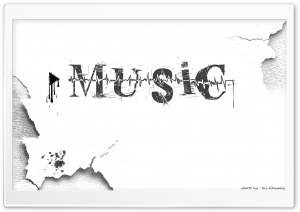 Play Music HD Wide Wallpaper for 4K UHD Widescreen desktop & smartphone