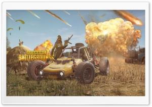 PlayerUnknowns Battlegrounds Ultra HD Wallpaper for 4K UHD Widescreen desktop, tablet & smartphone