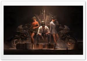 PlayerUnknowns Battlegrounds PUBG Ultra HD Wallpaper for 4K UHD Widescreen desktop, tablet & smartphone