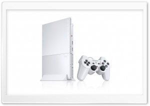 Playstation HD Wide Wallpaper for Widescreen