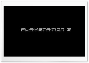 Playstation 3 HD Wide Wallpaper for Widescreen