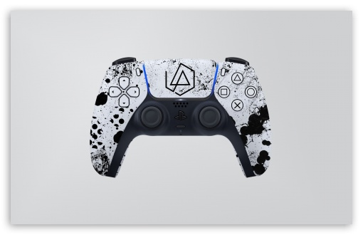 Playstation 5 Controller Linkin Park By Alighasaby Ultra Hd Desktop Background Wallpaper For 4k Uhd Tv Widescreen Ultrawide Desktop Laptop Tablet Smartphone