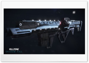PNV-06 Petrusite Cannon - Killzone Shadow Fall HD Wide Wallpaper for Widescreen