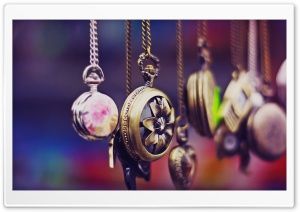 Pocket Watches HD Wide Wallpaper for Widescreen