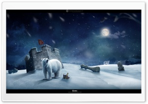 Polar King HD Wide Wallpaper for 4K UHD Widescreen desktop & smartphone