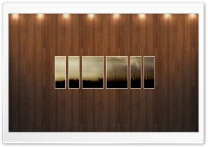 Pollution Picture   Wood Wall HD Wide Wallpaper for Widescreen