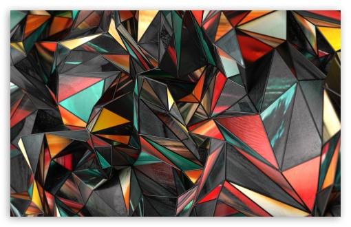 Polygon Abstract Art Ultra Hd Desktop Background Wallpaper For 4k Uhd Tv Widescreen Ultrawide Desktop Laptop Tablet Smartphone