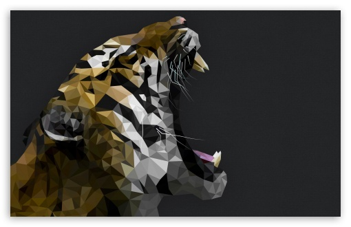 Polygon Tiger ❤ 4K UHD Wallpaper for Wide 16:10 5:3 Widescreen WHXGA WQXGA WUXGA WXGA WGA ; 4K UHD 16:9 Ultra High Definition 2160p 1440p 1080p 900p 720p ; UHD 16:9 2160p 1440p 1080p 900p 720p ; Standard 4:3 5:4 3:2 Fullscreen UXGA XGA SVGA QSXGA SXGA DVGA HVGA HQVGA ( Apple PowerBook G4 iPhone 4 3G 3GS iPod Touch ) ; Tablet 1:1 ; iPad 1/2/Mini ; Mobile 4:3 5:3 3:2 16:9 5:4 - UXGA XGA SVGA WGA DVGA HVGA HQVGA ( Apple PowerBook G4 iPhone 4 3G 3GS iPod Touch ) 2160p 1440p 1080p 900p 720p QSXGA SXGA ;