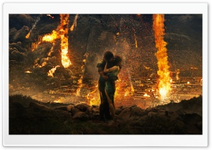 Pompeii Movie 2014 HD Wide Wallpaper for 4K UHD Widescreen desktop & smartphone