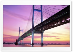 Ponte Japan HD Wide Wallpaper for Widescreen